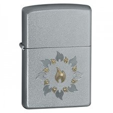 Zippo 205 RING OF FIRE