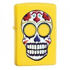 Zippo 24839 DAY OF THE DEAD