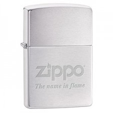 Zippo ZIPPO THE NAME IN FLAME