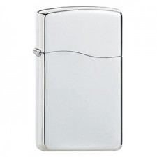 Zippo Zippo Blu2 High Polish Chrome