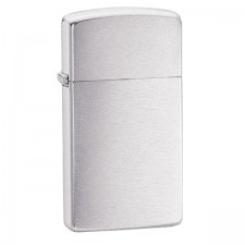 Zippo BRUSH FINISH CHROME