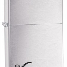 Zippo BRUSH FIN PIPE LIGHTER