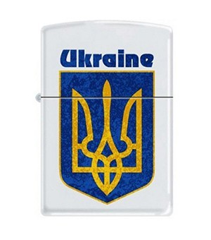 UKRAINE COAT OF ARMS 2