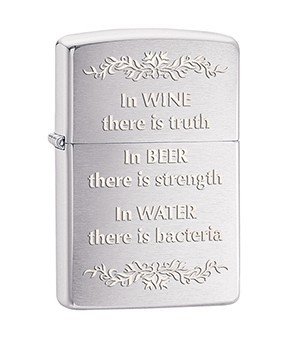 in Wine There Is Truth