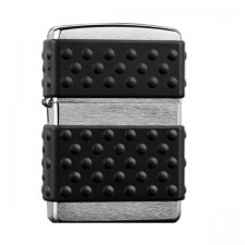 Zippo BRUSH CHROME ZIP GUARD